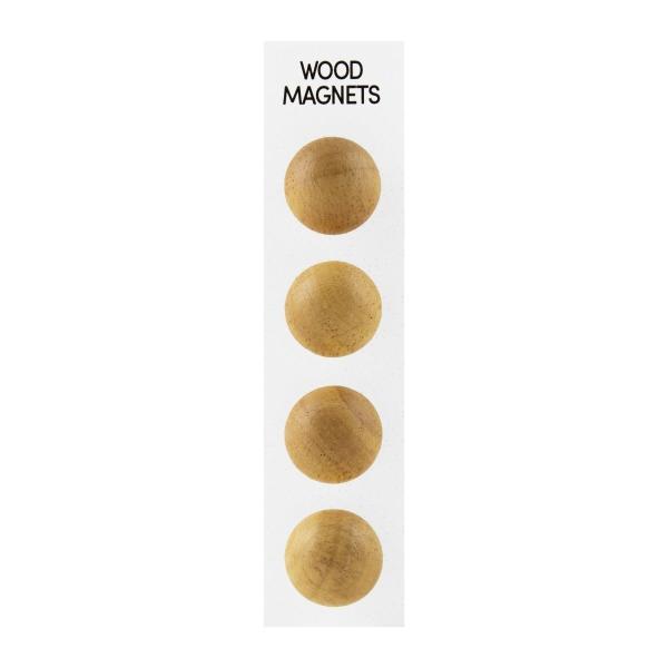 マグネット おしゃれな 強力 ネオジム 磁石 木製 ボール型 ウッド スフィア 直径2cm enitusa 05
