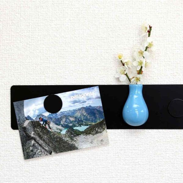 マグネット おしゃれな 花瓶の形の 磁石 セラミック フラワー ベース  7cm×4cm|enitusa|04