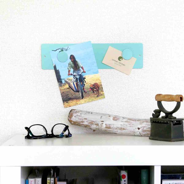 マグネットボード おしゃれな 壁掛け マット ストリップ ショート 壁 収納 便利グッズ 7.6cm×30.4cm|enitusa|02
