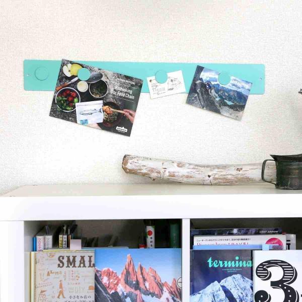 マグネットボード おしゃれな 壁掛け マット ストリップ ロング 壁掛け収納 グッズ 7.6cm×61cm|enitusa|02