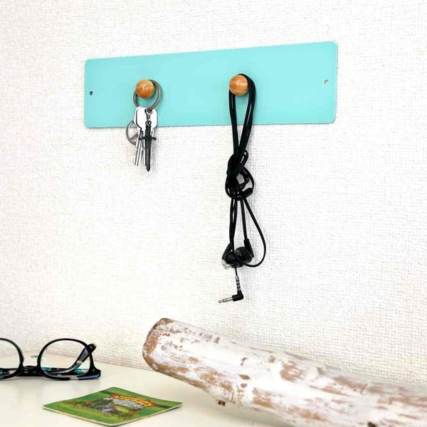 マグネットボード おしゃれな 壁掛け マット ストリップ ロング 壁掛け収納 グッズ 7.6cm×61cm|enitusa|04