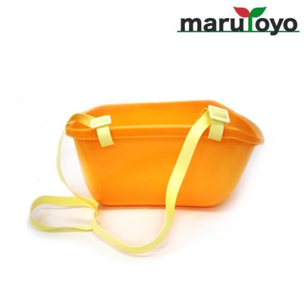 アロン化成 万能散布桶 3型 【野菜】【果実】【果樹】【収穫】【肥料】【カゴ】