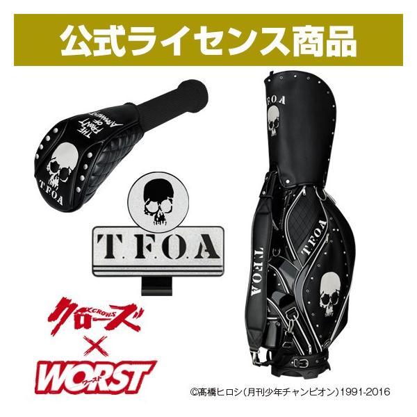 【送料無料】「クローズ×WORST」T.F.O.Aキャディバッグセット|enjoycb