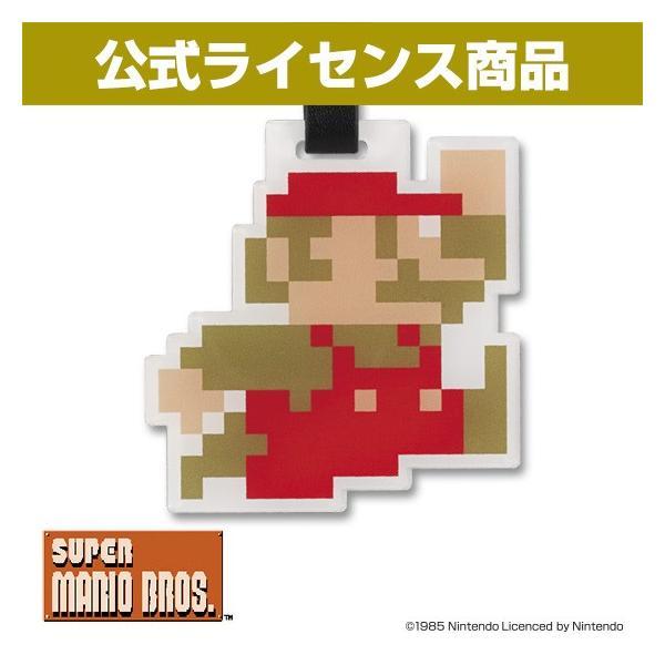 【DM便送料無料】スーパーマリオブラザーズ アクリルネームプレート(マリオ)|enjoycb