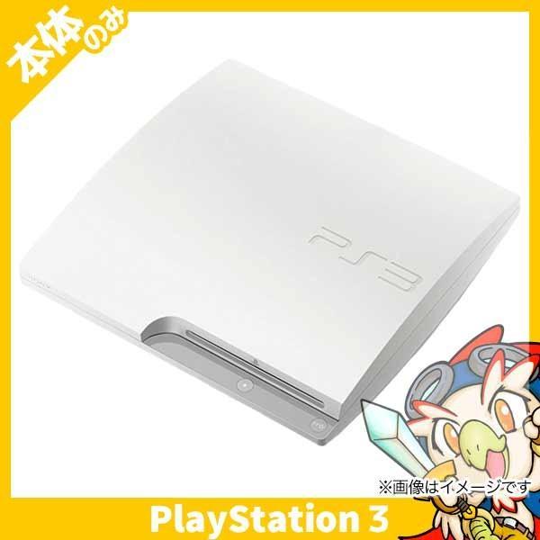 PS3 160GBクラシック・ホワイト PlayStation 3 (CECH-2500ALW) 本体 中古 送料無料|entameoukoku