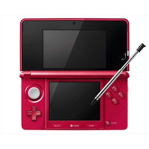 3DS 本体 充電器 タッチペン付き すぐ遊べるセット 選べる5色 中古|entameoukoku|04