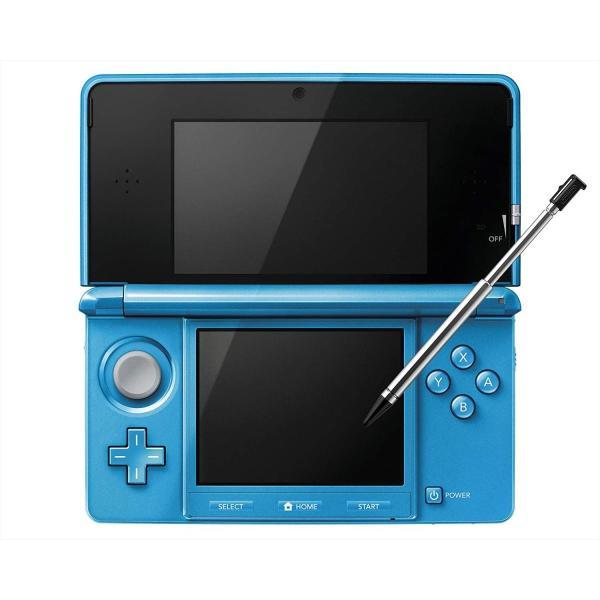 3DS ニンテンドー3DS ライトブルー(CTR-S-BDBA) 本体 すぐ遊べるセット Nintendo 任天堂 ニンテンドー 中古 送料無料|entameoukoku|04