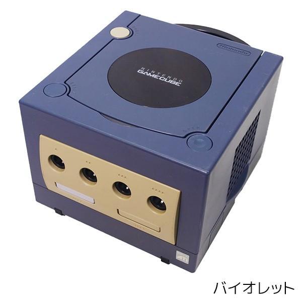 ゲームキューブ 本体 中古 GC 3点セット 選べる4色 ACアダプタ AVケーブル 中古 送料無料|entameoukoku|06