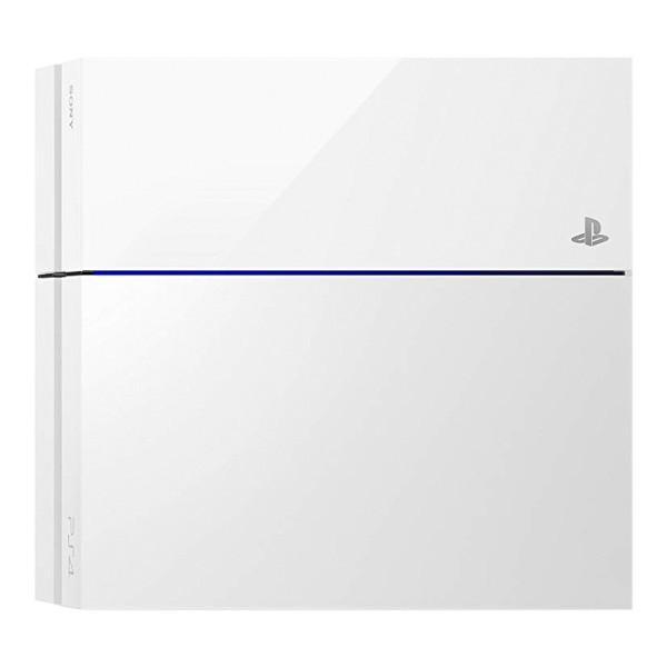PS4 プレステ4 プレイステーション4 グレイシャー・ホワイト (CUH-1200AB02) 本体 すぐ遊べるセット コントローラー付 PlayStation4 SONY 中古|entameoukoku|03