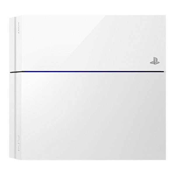 PS4 プレステ4 プレイステーション4 グレイシャー・ホワイト (CUH-1200AB02) 本体 完品 外箱付き PlayStation4 SONY ソニー 中古 送料無料|entameoukoku|03