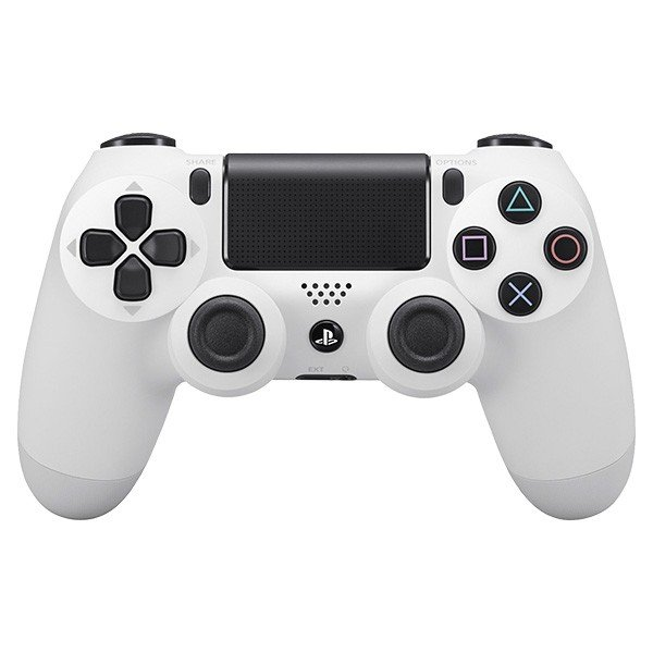 PS4 プレステ4 プレイステーション4 グレイシャー・ホワイト (CUH-1200AB02) 本体 完品 外箱付 PlayStation4 SONY ソニー 中古 entameoukoku 04