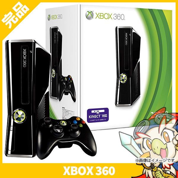 Xbox 360 250GB 本体 完品 外箱付き マイクロソフト 中古 送料無料|entameoukoku
