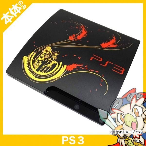 PlayStation3 160GB テイルズ オブ エクシリア X Edition(旧薄型PS3本体同梱版・CEJH-10018)の画像