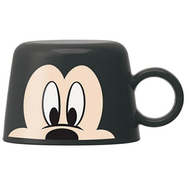 ペットボトルキャップ ミッキーマウス ペットボトルキャップコップ ミッキーフェイス/CPB1