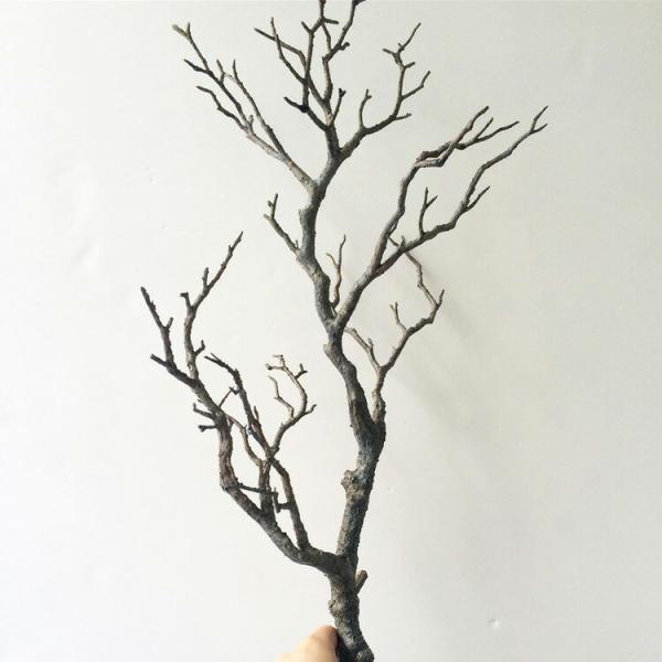 フェイクグリーン ごつごつ木の枝 観葉植物 フェイク グリーン インテリア 雑貨 引っ越し 1人暮し 模様替え おしゃれ かわいい 癒し いなざうるす屋