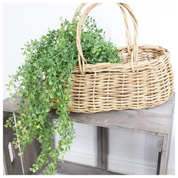 フェイクグリーン 丸い葉っぱのモフモフ 観葉植物 フェイク グリーン インテリア 雑貨 いなざうるす屋