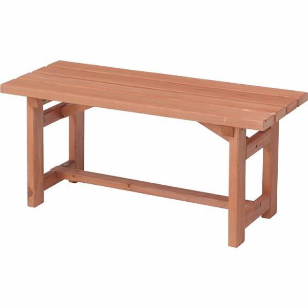 家具 洋風 木製ベンチ90 SD09-1053 メーカー直送のため代引不可 おしゃれ オシャレ お洒落 不二貿易