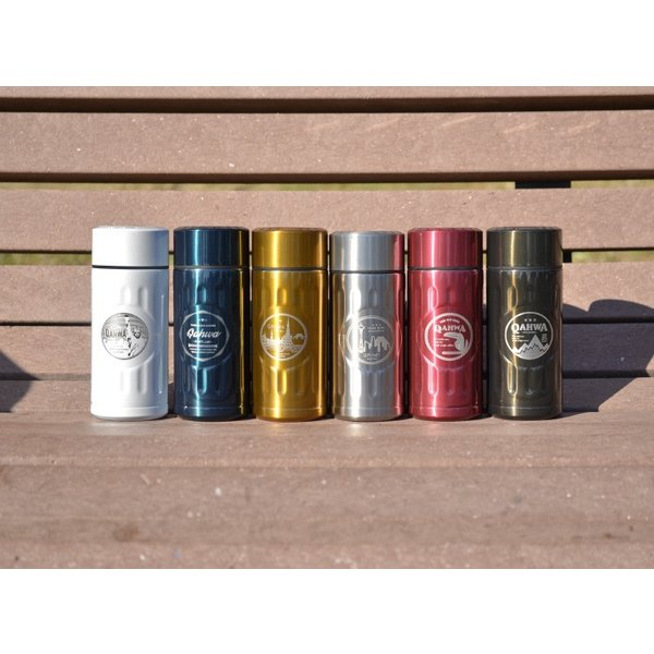 コーヒーボトル ステンレス カフア コーヒーボトル ミニ 全6カラー|enteron-shop2|03