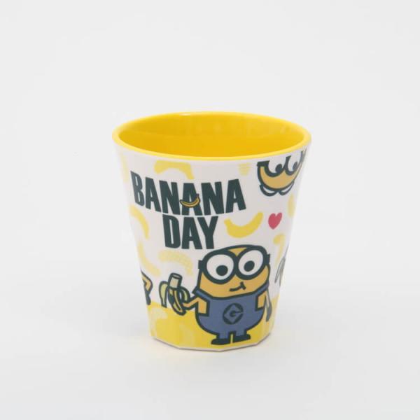 コップ ミニオン メラミンタンブラー ミニオン バナナデイ/MTB2 メラミンカップ メラミンコップ 軽い 軽量 割れにくい プラスチック カップ コップ 子ども用