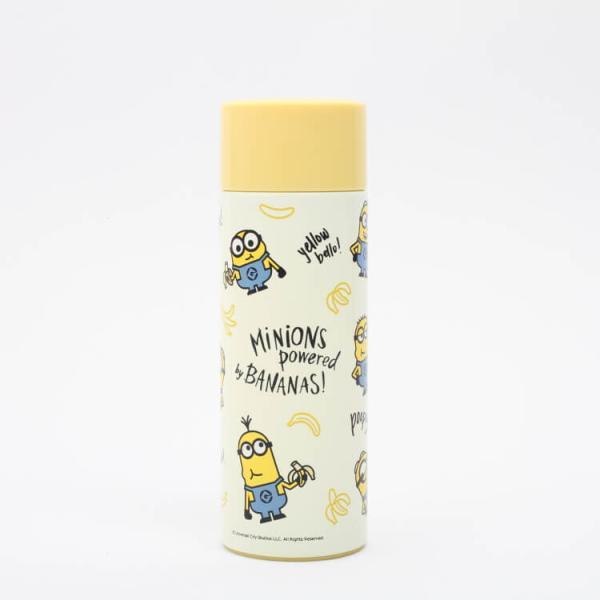 ミニ水筒 ミニオン ポケットステンマグボトル ミニオン/SMBC1B ミニサイズ ボトル プチ コンパクト ポケットサイズ 小容量 小さい 携帯用 直飲み ステンレス