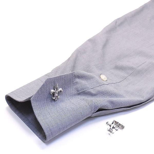 ベルフィオーレ:銀製カフリンクス