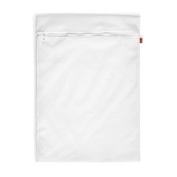 洗濯ネット Mサイズ ホワイト ウォッシングバック Rayen レイエン 洗濯機可 乾燥機可 セーフティロック 洗濯物 守る 0531cp