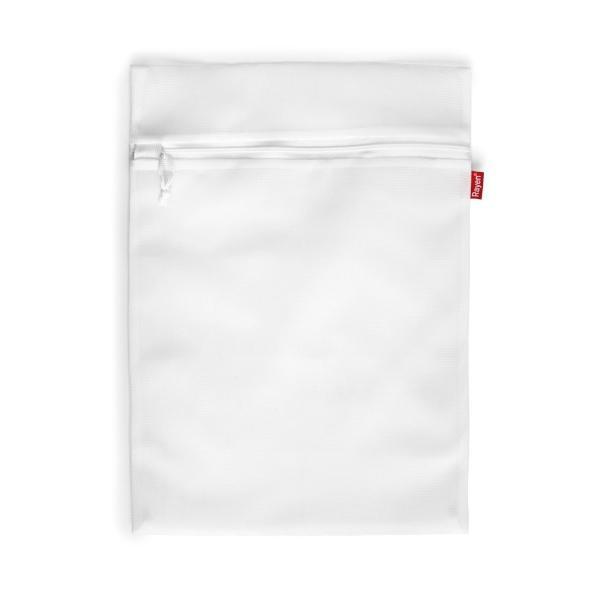洗濯ネット Sサイズホワイト ウォッシングバック Rayen レイエン 洗濯機可 乾燥機可 セーフティロック 洗濯物 守る 0531cp