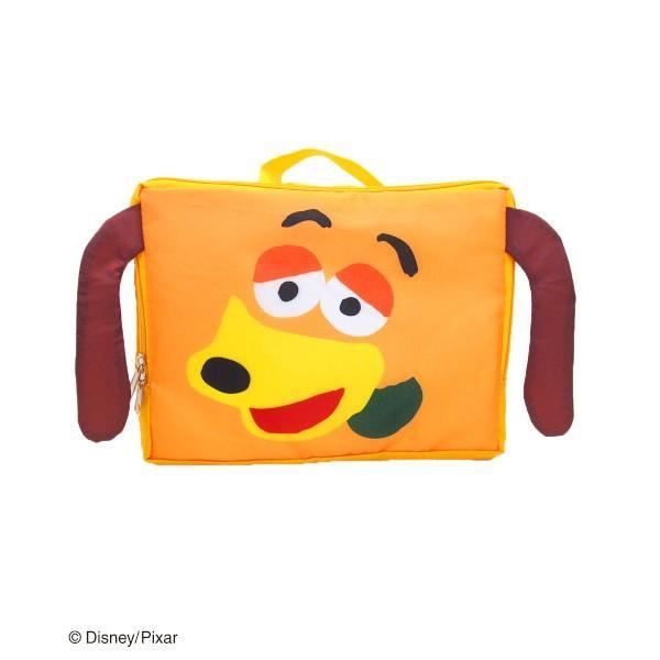トラベル収納バッグS スリンキー Pixar Collection ピクサーコレクション 旅行 トラベル ポーチ バッグ 服 収納 ピクサー ディズニー トイストーリー