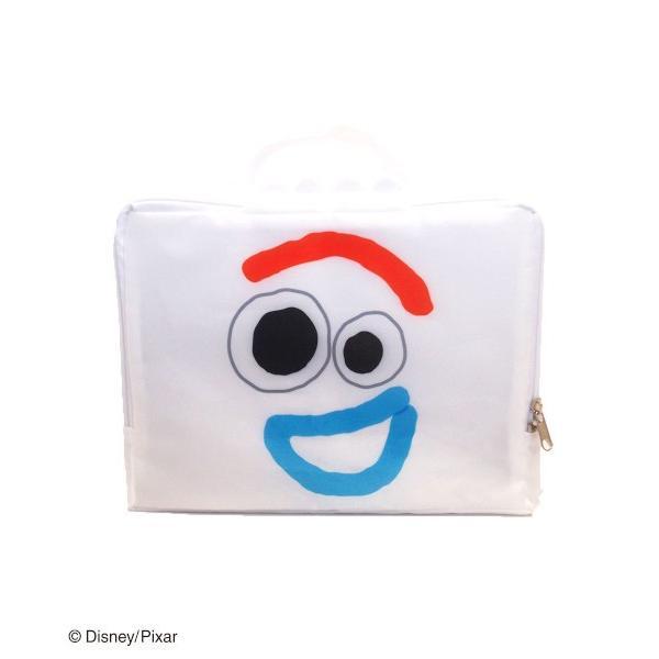 トラベル収納バッグs フォーキー Pixar Collection ピクサーコレクション 旅行 トラベル ポーチ バッグ 服 収納 ピクサー ディズニー トイストーリー