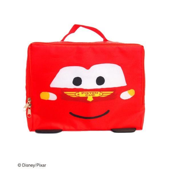 トラベル収納バッグS マックイーン Pixar Collection ピクサーコレクション 旅行 トラベル ポーチ バッグ 服 収納 ピクサー ディズニー カーズ