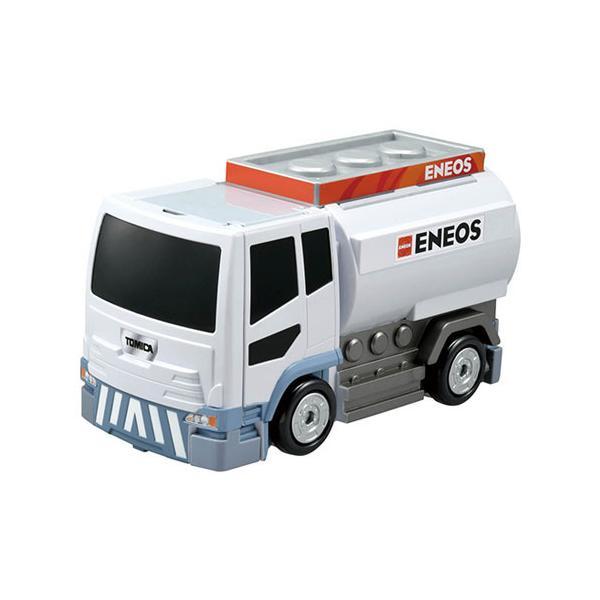 トミカワールドぶるっと給油おしごと変形ガソリンスタンドENEOS(スペシャルトミカつき)