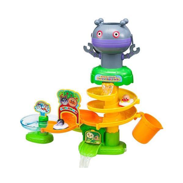 アンパンマンおもちゃアンパンマンとだだんだんジャバジャバおふろスライダー