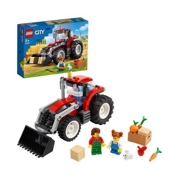 レゴ(LEGO)シティトラクター60287