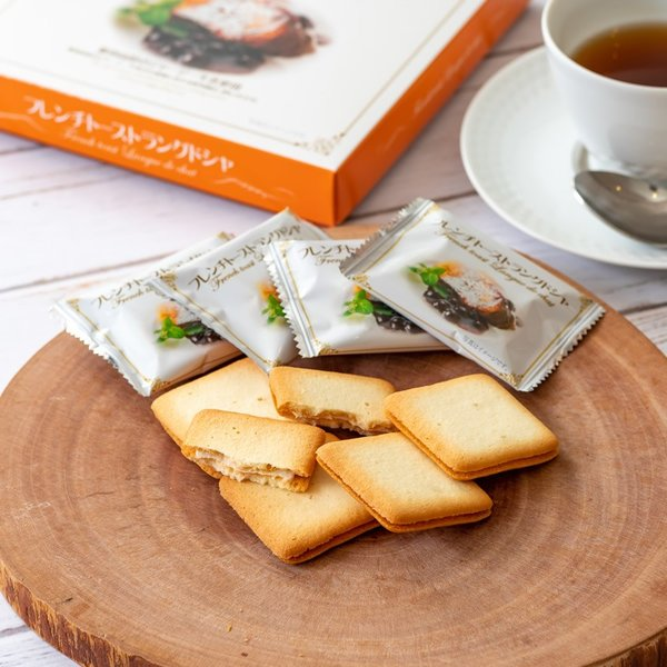 フレンチトーストラングドシャ21枚入クッキーホテルオリジナル