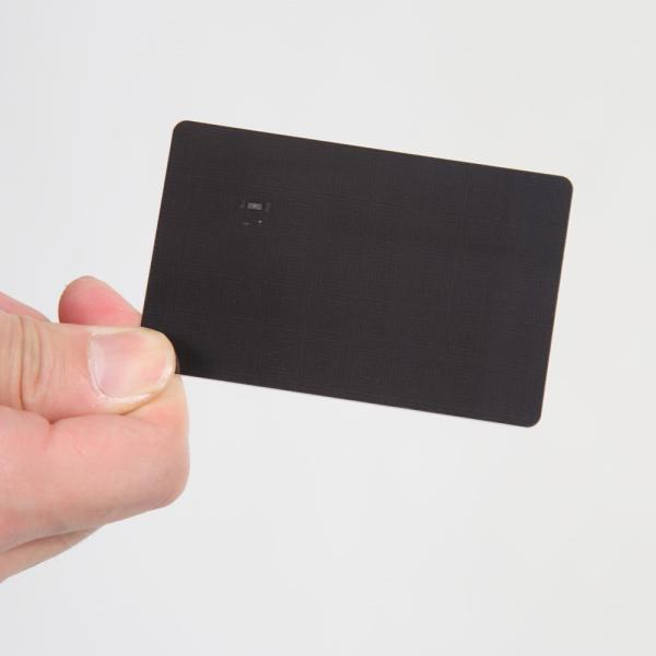 スキミング防止カード 2枚セット 防犯 クレジットカード IDカード 両面 磁気防止 磁気遮断 薄型 スリム RFID カード 安心 安全 セキュリティ スキミング防止|epoca|07