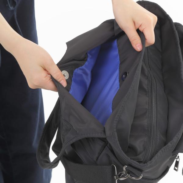 トートバッグ レディース カバン 鞄 バッグ トート ナイロンバッグ 超軽量 防水 ショルダーバッグ 2wayマザーズバッグ ナイロン 通勤 通学 旅行 ななめ掛け|epoca|18