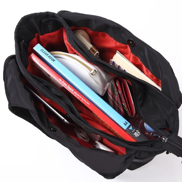 トートバッグ レディース カバン 鞄 バッグ トート ナイロンバッグ 超軽量 防水 ショルダーバッグ 2wayマザーズバッグ ナイロン 通勤 通学 旅行 ななめ掛け|epoca|19