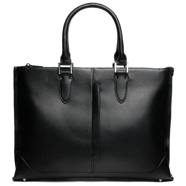 ビジネスバッグ メンズ 大容量 高品質PUレザー 高機能 2way ビジネス メンズ バッグ A4 PC 使い勝手 ジャズマンクラシックトート おしゃれ カバン 鞄 40代 50代|epoca|14