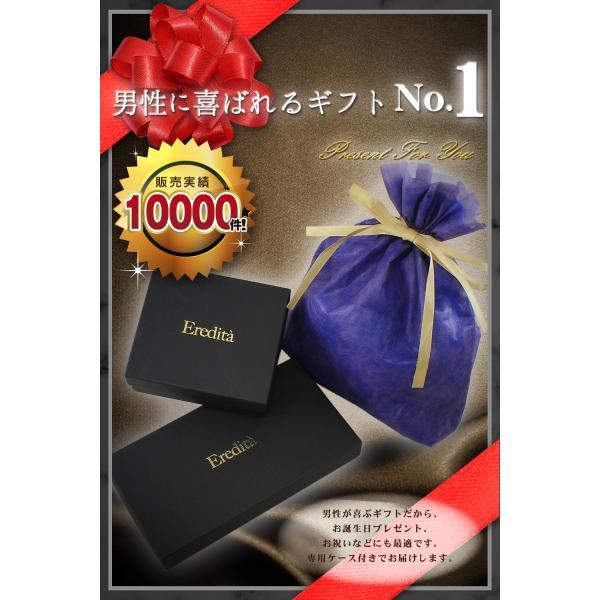 財布 メンズ 長財布 二つ折り 革 イタリア革の王様ブッテーロレザー 本革 日本製 全4色 WL12 送料無料|eredita-ys|07