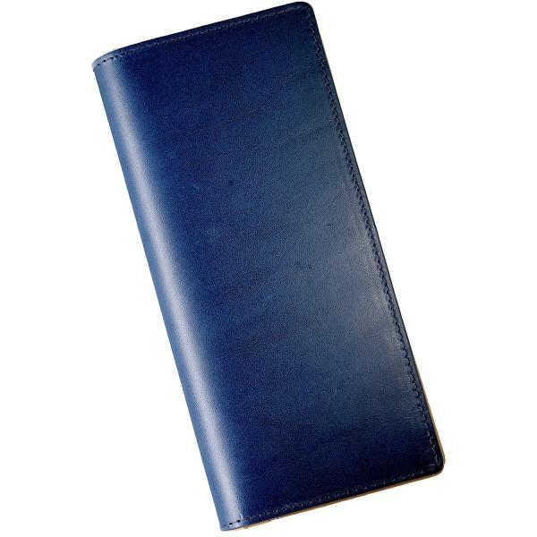 財布 メンズ 長財布 二つ折り 革 イタリア革の王様ブッテーロレザー 本革 日本製 全4色 WL12 送料無料|eredita-ys|19