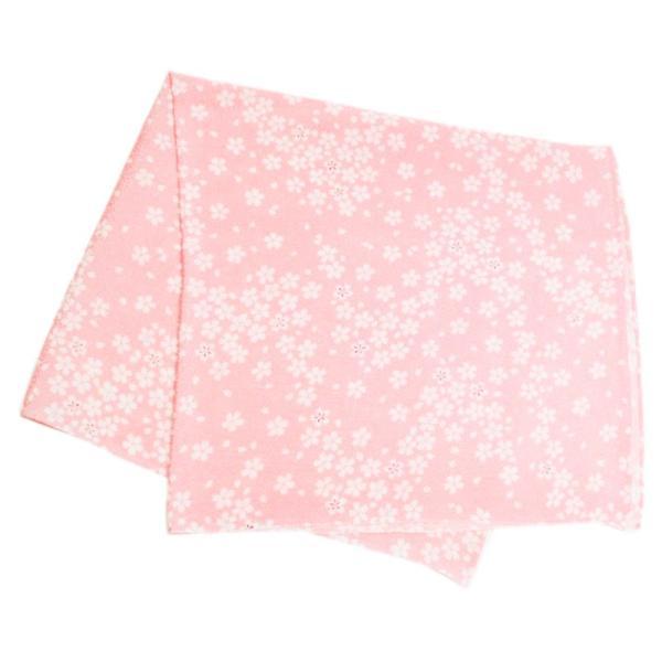【A0】ちりめん風呂敷 No.526 ピンク 桜|eriko