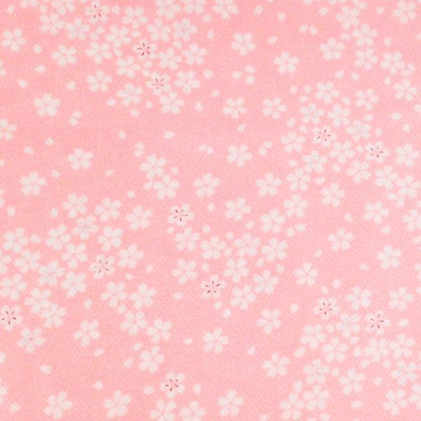 【A0】ちりめん風呂敷 No.526 ピンク 桜|eriko|02
