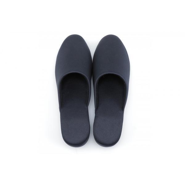 お受験 婦人用スリッパ レディーススリッパ 濃紺ヒールスリッパ ernie-essie 02