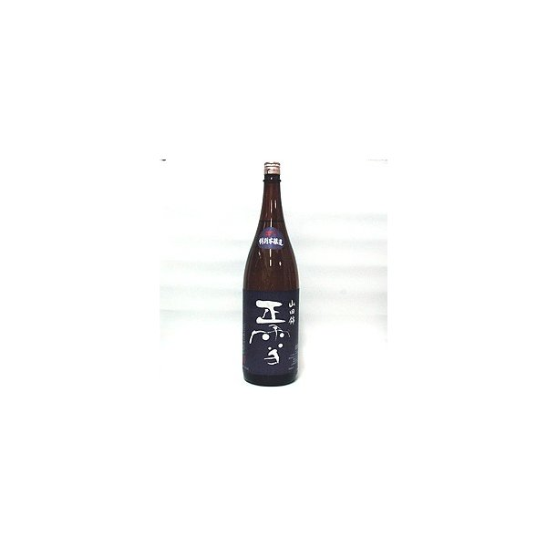 正雪 特別本醸造(火入れ)1.8L