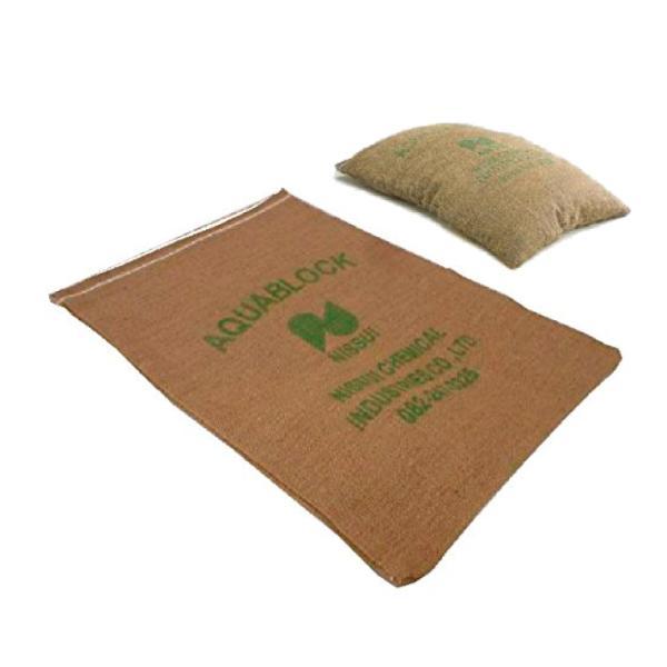 土のいらない土のう袋 アクアブロック ND-20 20枚入(再利用可能 真水用)(土嚢袋 災害用 台風 ゲリラ豪雨 水害 洪水対策)(送料無料) escoshop 06