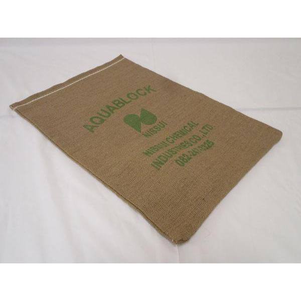 土のいらない土のう袋 アクアブロック ND-20 20枚入(再利用可能 真水用)(土嚢袋 災害用 台風 ゲリラ豪雨 水害 洪水対策)(送料無料) escoshop 07