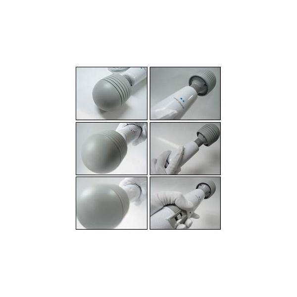 ハンディマッサージャー MD-001 スライヴ (マッサージ器バイブレーター 電マ THRIVE スライブ MD001)(あすつく)|escoshop|04