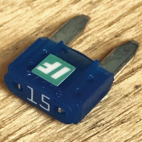 ハーレー汎用 チューニング ヒューズ 15A ミニ シルバーメッキ (AC-GLORY ハーレーダビッドソン パーツ)(メール便送料無料)(代引不可)(同梱不可)|escoshop|02