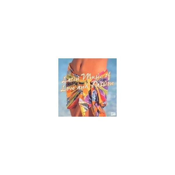 (オムニバス)/GOLD PRICE 1500 『愛と情熱のラテン・ベスト』 【CD】