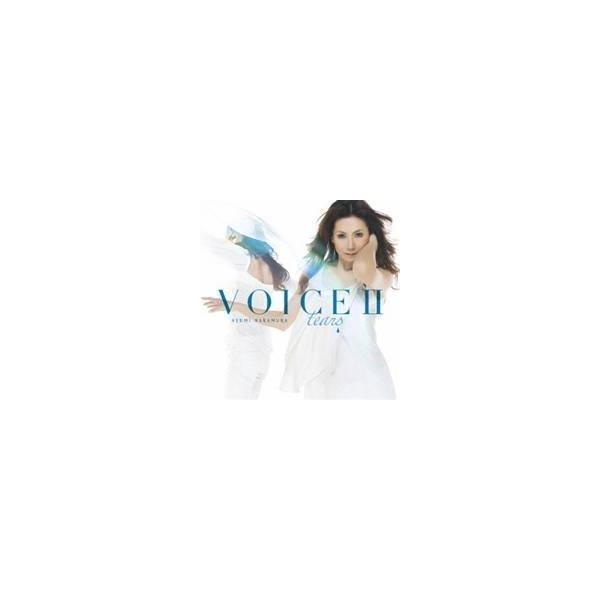 中村あゆみ/VOICEIItears(初回 ) CD+DVD